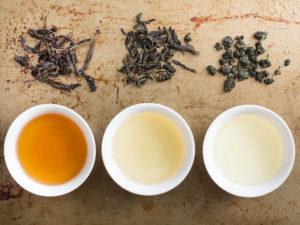 τσάι και ευεργετικές ιδιότητες